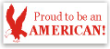 Show your patriotism and stamp outgoing mail and packages with one of our patriotic self-inking Proud To Be An American 1 rubber stamps in your choice of 11 ink colors. Shop now and get free shipping over $10. Several styles to choose from.