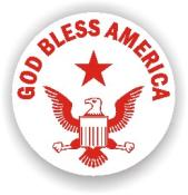 Show your patriotism and stamp outgoing mail and packages with one of our patriotic self-inking God Bless America 10 rubber stamps in your choice of 11 ink colors. Shop now and get free shipping over $10. Several styles to choose from.