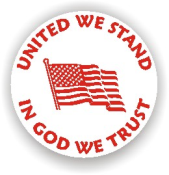 Show your patriotism and stamp outgoing mail and packages with one of our patriotic self-inking United We Stand 3 rubber stamps in your choice of 11 ink colors. Shop now and get free shipping over $10. Several styles to choose from.