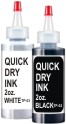 Quick Dry Permanent Refill Ink for stamping most non-porous surfaces. Mark metal, plastic, glass and more! Secure online ordering and free shipping on orders over $10.