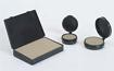 Stone Stamp Pads for use with industrial solvent based inks.  Secure order online. www.RubberStampChamp. Industrial rubber stamping solutions.