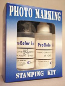 Photo Permanent Marking Kit