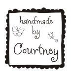 Stamp your name on cards, notes and tags with custom pre-inked handmade by rubber stamps in your choice of 11 ink colors.  Free shipping on orders over $10! Style 15