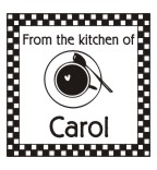 From the Kitchen of Rubber Stamps. Personalized From The Kitchen Of Rubber Stamps. Custom Designs. Knockout Prices. RubberStampChamp.com. Free shipping.