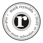 Triple Line Reverse round monogram address stamp in your choice of 11 ink colors.  Many other pre-inked styles to choose from. Orders over $45 ship free!