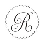 Top quality and unique monogram initial 13 rubber stamp pre-inked in your choice of 11 ink colors.  Lots of styles to choose from.  Shop now and get free shipping over $10.