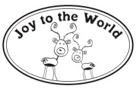 Create unique holiday cards and crafts with our self-inking oval Joy To The World holiday rubber stamp in your choice of 11 ink colors. Shop now and get free shipping over $15. Several styles to choose from.
