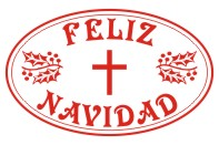 Create unique holiday cards and crafts with our self-inking oval Holly Feliz Navidad holiday rubber stamp in your choice of 11 ink colors. Shop now and get free shipping over $10. Several styles to choose from.