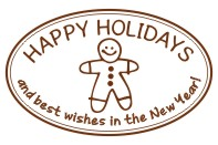 Create unique holiday cards and crafts with our self-inking oval Gingerbread holiday rubber stamp in your choice of 11 ink colors. Shop now and get free shipping over $15. Several styles to choose from.
