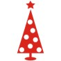 Create unique holiday cards and crafts with our self-inking Polka Dot Tree holiday rubber stamp in your choice of 11 ink colors. Shop now and get free shipping over $15. Hundreds of styles to choose from.