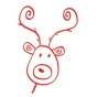 Create unique holiday cards and crafts with our self-inking Rudolph holiday rubber stamp in your choice of 11 ink colors. Shop now and get free shipping over $15. Hundreds of styles to choose from.