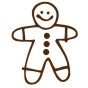 Create unique holiday cards and crafts with our self-inking Gingerbread holiday rubber stamp in your choice of 11 ink colors. Shop now and get free shipping over $25. Hundreds of styles to choose from.