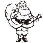 Create unique holiday cards and crafts with our self-inking Full Santa holiday rubber stamp in your choice of 11 ink colors. Shop now and get free shipping over $15. Hundreds of styles to choose from.