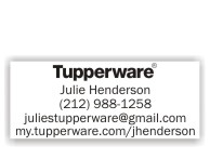 Tupperware® Consultant Rubber Stamps exclusively at RubberStampChamp.com. Quick dry for stamping brochures. Secure ordering. Knockout prices at RubberStampChamp.com. Free shipping on order $10+