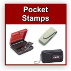 Pocket Rubber Stamps at Knockout Prices from Rubber Stamp Champ. Great for doctors, nurses, notaries, legal and more! Secure Ordering. Fast Delivery. Free Shipping.