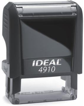 ideal stamp ink refill instructions