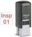 Top quality Ideal 4921 self-inking stamp. Free customization in your choice of 11 ink colors. Orders ship free over $10 in 24-48 hours.