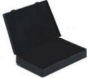 "Fingerprint Pad,2 1/4"" X 3 1/2"" rectangle"