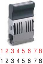 Xstamper® Pre-Inked Stock Number Stamps at Knockout Prices from RubberStampChamp.com. Xstamper discounts. Secure online order. Free ship.