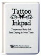 Memories Tattoo Stamp Pads for Skin. Ink dries ink seconds but the image can last for days. 6 color choices. Secure order online and free shipping on orders over $10.