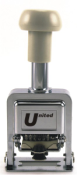 United® Automatic Numberers. Durable Numbering Machines. Number rubber stamps. Go to RubberStampChamp.com for best prices, fastest delivery, free shipping. Secure online ordering.