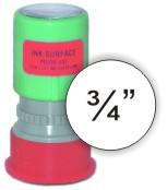 UV Ink Stamp for Skin. Great for night clubs, amusement parks, social events, etc. Glows green under UV light. Secure order online. Knockout Prices and free shipping.