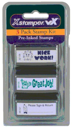 Rubber stamps for teachers and schools. Stock and custom starting as low as $6.25 ea. 11 ink color choices. Secure online order. Knockout prices and free shipping on orders over $10.