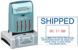 Xstamper® Versadaters. N80 Custom Xstamper Versadaters at Knockout Prices from RubberStampChamp.com. Secure. Discounts. Free shipping.