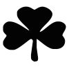 Shamrock-3 self-inking rubber stamps in your choice of 11 ink colors. Hundreds of other images to choose from. Order online now and get free shipping on orders over $10.