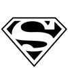 Superman - 1 self-inking rubber stamps in your choice of 11 ink colors. Hundreds of other images to choose from. Order online now and get free shipping on orders over $10.