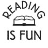 Reading is Fun self-inking rubber stamps for teachers.  Hundreds of messages to choose from in 11 different ink colors. Free shipping on orders over $10.