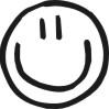 Smiley Face 2 self-inking rubber stamps for teachers.  Hundreds of messages to choose from in 11 different ink colors. Free shipping on orders over $10..