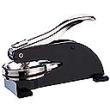 "Ideal® M1D Desk Embosser, 1-5/8"" round"
