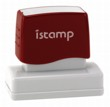 Istamp pre-inked stamps come inked with no need for a separate ink pad! The IS-18 lasts for thousands of clean and crisp impressions every time and come in 11 vibrant ink colors.  Free shipping on orders over $10!