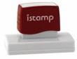 Istamp pre-inked stamps come inked with no need for a separate ink pad! The IS-27 lasts for thousands of clean and crisp impressions every time and come in 11 vibrant ink colors.  Free shipping on orders over $10!