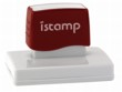 Istamp pre-inked stamps come inked with no need for a separate ink pad! The IS-28 lasts for thousands of clean and crisp impressions every time and come in 11 vibrant ink colors.  Free shipping on orders over $10!