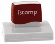 Istamp pre-inked stamps come inked with no need for a separate ink pad! The IS-70 lasts for thousands of clean and crisp impressions every time and come in 11 vibrant ink colors.  Free shipping on orders over $10!