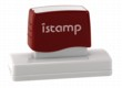 Istamp pre-inked stamps come inked with no need for a separate ink pad! The IS-72 lasts for thousands of clean and crisp impressions every time and come in 11 vibrant ink colors.  Free shipping on orders over $10!