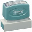 "Great for the home or office, our Xstamper jumbo one color stock stamps come in 7/8"" x 2 3/4"" for a variety of uses."