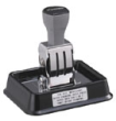 Stock and custom date stamps from Ideal®, Shiny®, JustRite®, Cosco® and Xstamper®. Rubber Stamps at Knockout Prices from Rubber Stamp Champ. Secure order online and free shipping.
